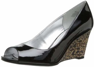 Bandolino Women's Tufflove Synthetic Wedge Pump $44.99 thestylecure.com