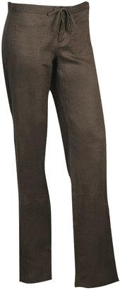 Forever 21 Four Pocket Linen Pant