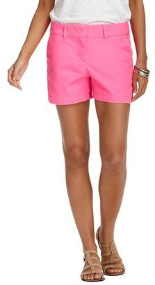 "LOFT Petite Cotton Ripstop Shorts with 3 1/2"" Inseam"