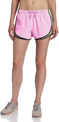Calvin Klein Women's Rollover Waistband Running Short