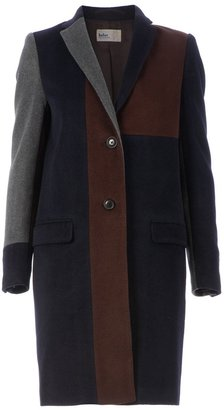 Kolor colour block coat