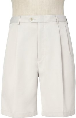 Jos. A. Bank David Leadbetter's Pleated Front Performance Golf Shorts Ext Sizes