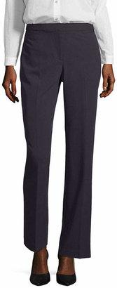 Liz Claiborne Classic Fit Audra Straight Leg Trousers