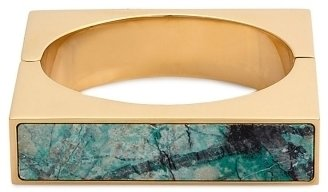Chloé Bettina Turquoise and Gold Cuff