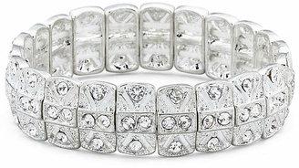 VIESTE ROSA Vieste Rhinestone Stretch Bracelet