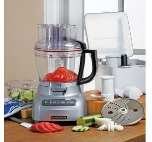 KitchenAid 13-cup Die-Cast Food Processor, KFP1344