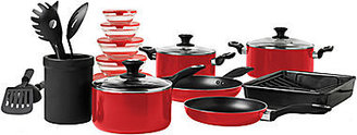 B.ella 21-pc. Aluminum Cookware Set