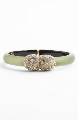 Alexis Bittar 'Modular' Small Pebble Clasp Hinged Bracelet