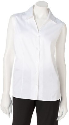 212 Collection Solid Sateen Shirt