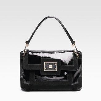 Anya Hindmarch Lautner Patent Shoulder Bag