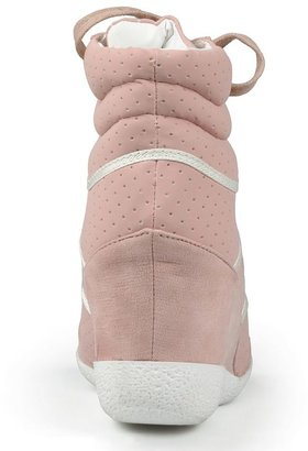 Journee Collection bethany wedge sneakers - women