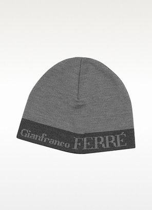 Gianfranco Ferre Color block Skull Cap