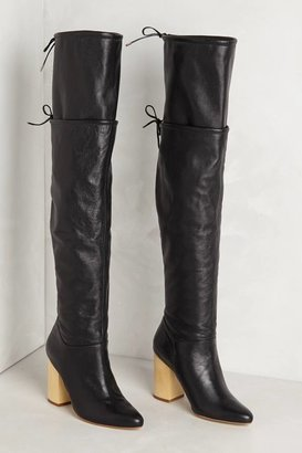 Anthropologie Tibor Over-The-Knee Boots