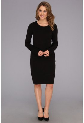 Calvin Klein Sweater Dress (Black) - Apparel