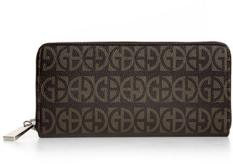 Bernini Giani Wallet, Slim Zip Around