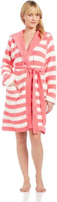 Casual Moments Women's Marshmallow Hooded Wrap