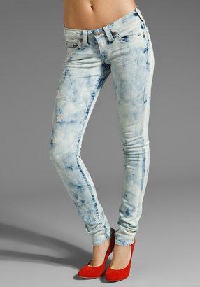 True Religion Stella Skinny Leg Pant