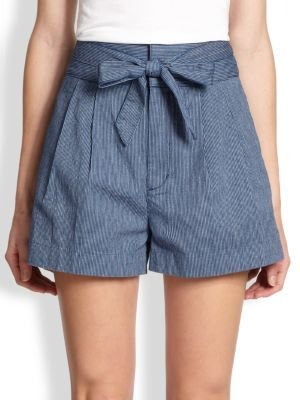 Marc by Marc Jacobs Jamie Stripe Shorts