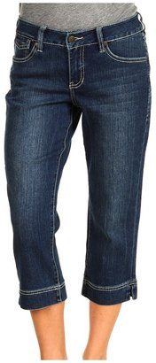 Jag Jeans Selma Crop in JJ Wash (JJ Wash) - Apparel