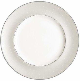 """Monique Lhuillier Waterford Monique Lhuillier """"Étoile"""" Platinum Dinner Plate"""