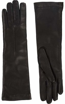 Barneys New York Women's Cashmere-Lined Long Gloves $355 thestylecure.com