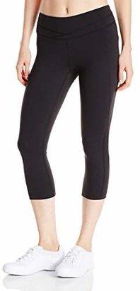 Lucy Women's Hatha Capri Legging Pant $79 thestylecure.com