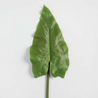 Faux Calla Lily Leaf Stem