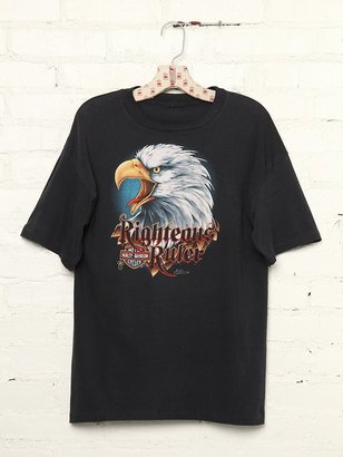 Harley-Davidson Vintage Righteous Rider Graphic Tee
