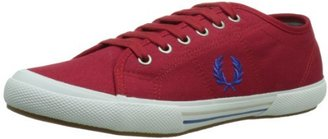 Fred Perry Men's Vintage Tennis Canvas Fashion Sneaker