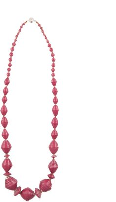 Roxy 31 Bits Bellflower Necklace