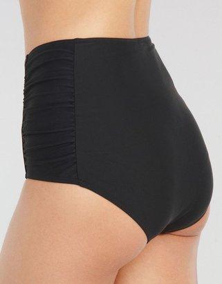 Figleaves Sophina by Figleaves.com Rene High Waisted Tummy Control Bikini Brief