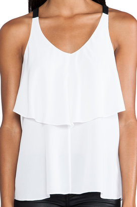 Yigal Azrouel Cut25 by Two Layer Tank