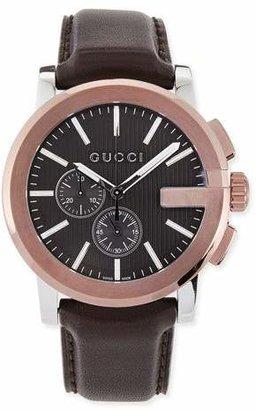 Gucci G-Chrono XL Watch $1,820 thestylecure.com