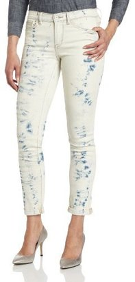 Calvin Klein Jeans Women's Ultimate Skinny Ankle Roll