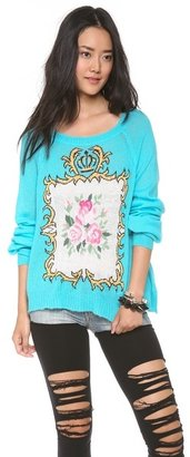 Wildfox Couture Teacup Sweater