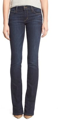 Joe's Curvy Bootcut Jeans (Rikki) $158 thestylecure.com