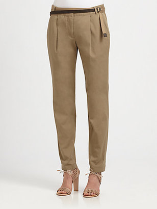 9 15 Enzyme-Washed Chino Pants