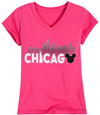 Disney Mickey Mouse Tee for Girls - Chicago