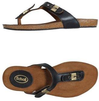 Scholl Flip flops