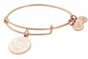 Alex and Ani Blessed Charm Bangle Bracelet