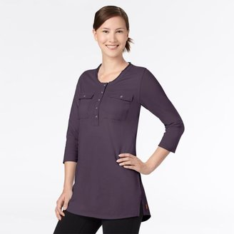 Lucy Pack And Fly 3/4 Sleeve Top