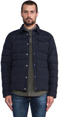 Penfield Eska Down Shirt Jacket