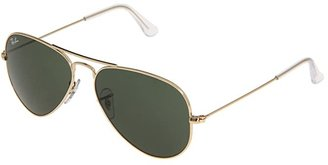 Ray-Ban RB3025 Original Aviator 55mm (Arista/G-15 Xlt Lens) Metal Frame Fashion Sunglasses