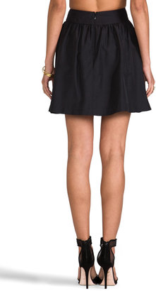 Lauren Conrad Paper Crown by Chaplin Skirt
