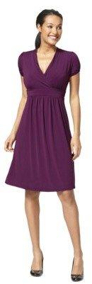 Merona Women's Faux Wrap Dress - Assorted Colors