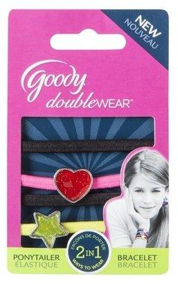 Goody Doublewear Goody Double Wear Girls Charmed Flat Elastics - Assorted