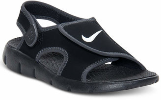 Nike Kids Shoes, Boys Sunray Adjust 4 Sandals $31.99 thestylecure.com