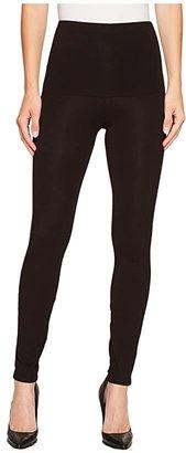 Hue Ultra Tummy Shaping Legging (Black) Women's Casual Pants