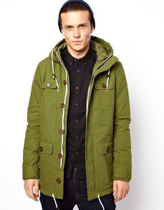 Revolution Jacket With Patch Pockets