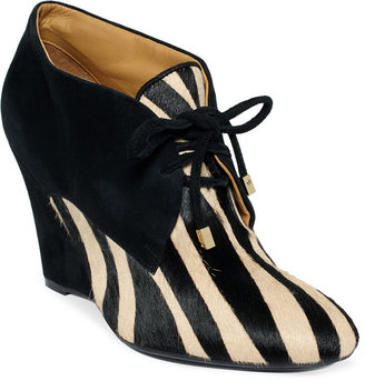 Isaac Mizrahi New York Shoes, William Wedge Booties